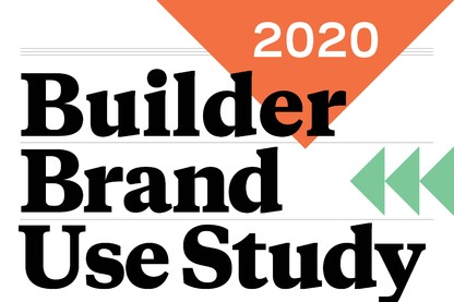 2020 BUILDER Brand Use Study